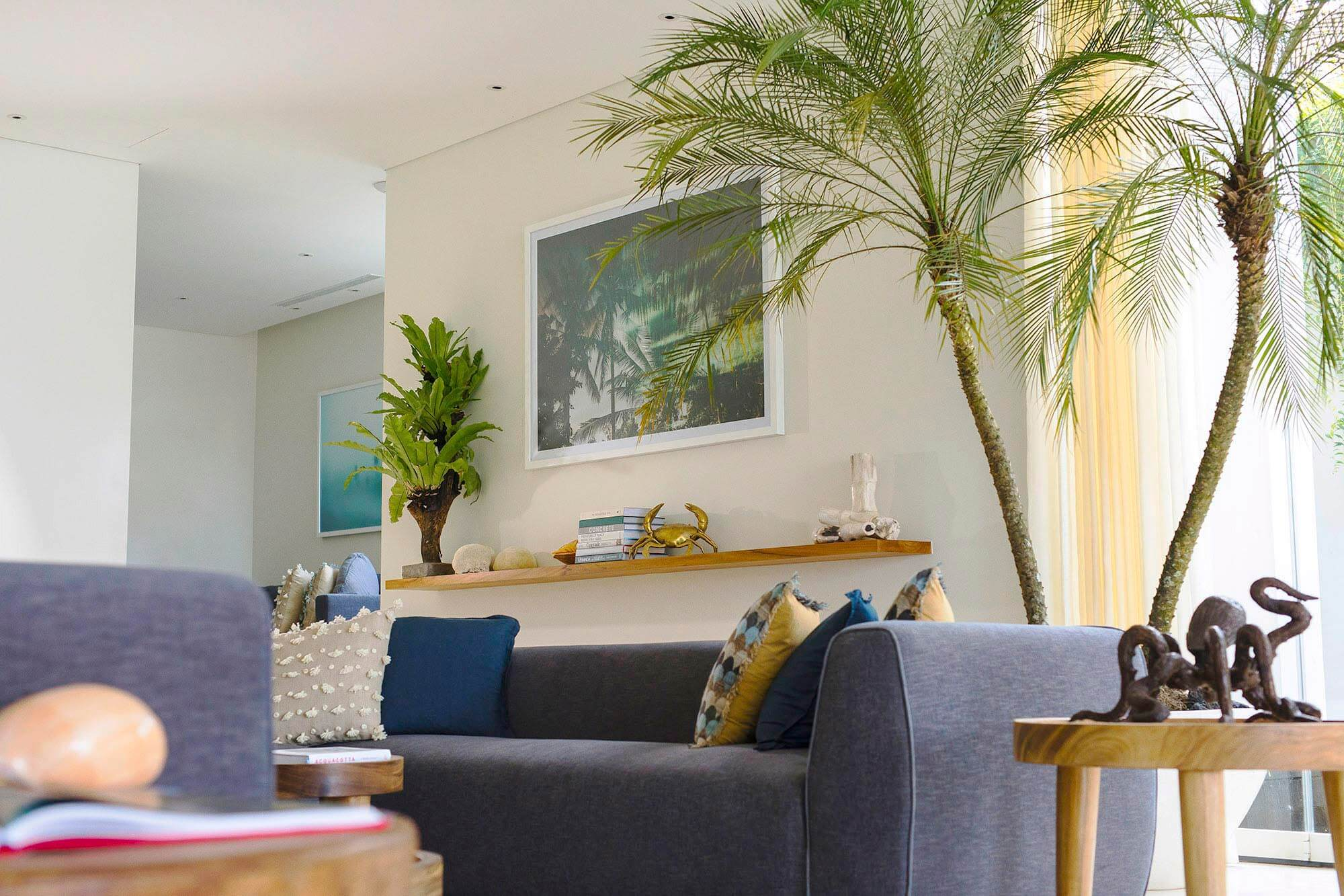 Noku Beach House   Living Room Details